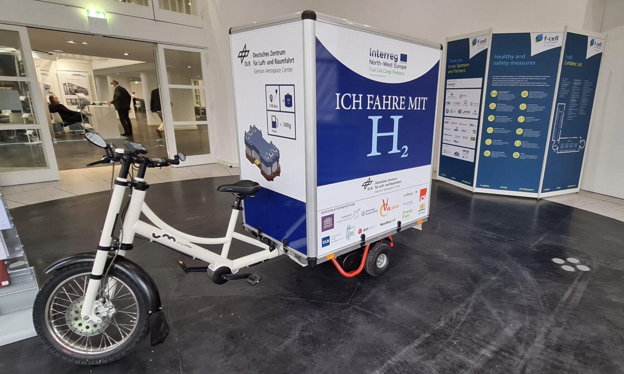 Fuel cell Cargo pedelec (FCCP)