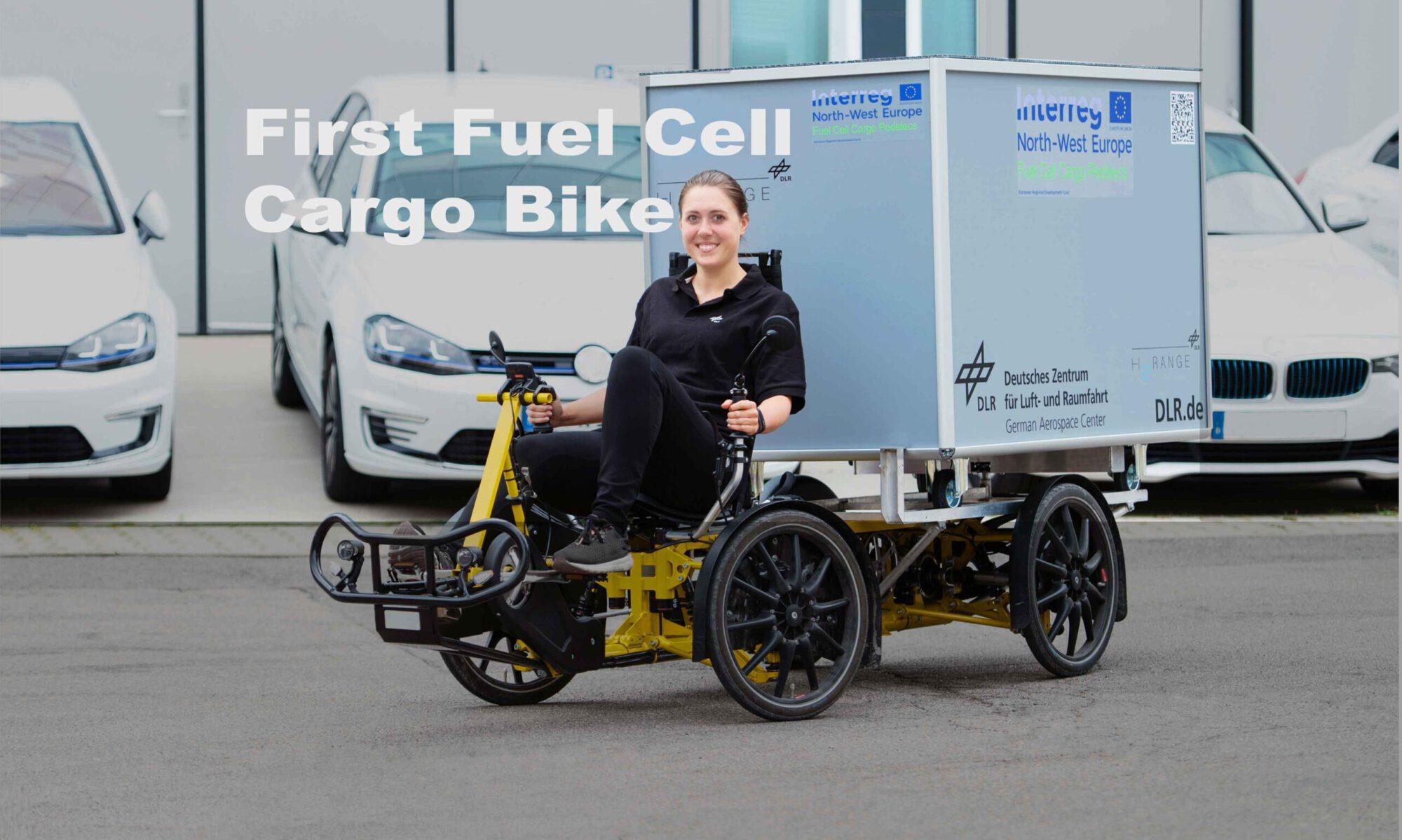 FCCP: Fuel cell Cargo pedelec